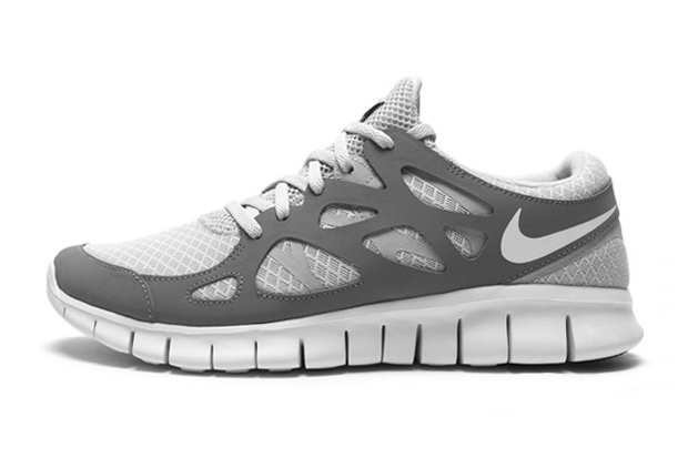 Nike Free Run 2 Pure Platinum