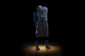 Nike Hyper Elite Platinum NCAA Uniforms