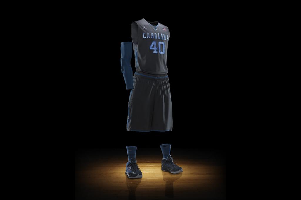 Nike Hyper Elite Platinum NCAA Uniforms
