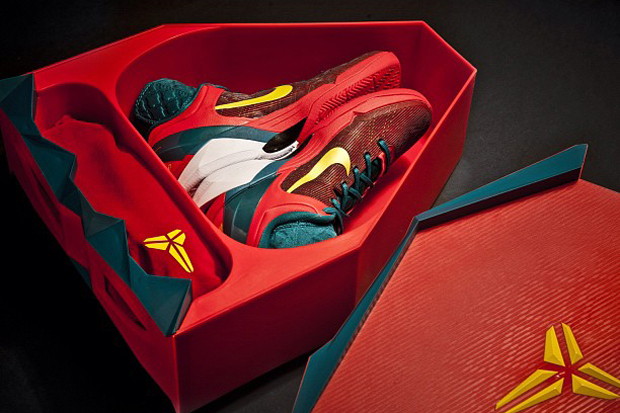 "Nike Kobe VII System Supreme ""Year of the Dragon"" Pack"