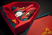 "Nike Kobe VII System Supreme ""Year of the Dragon"" Pack"