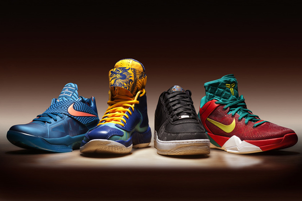 """Nike """"Year of the Dragon"""" Collection"""