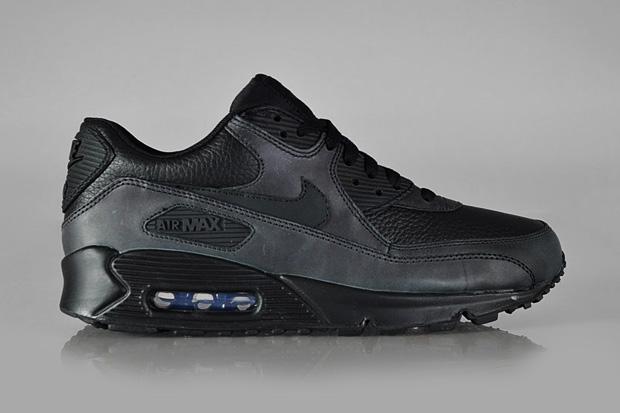 Nike Sportswear Air Max 90 Premium Black/Black