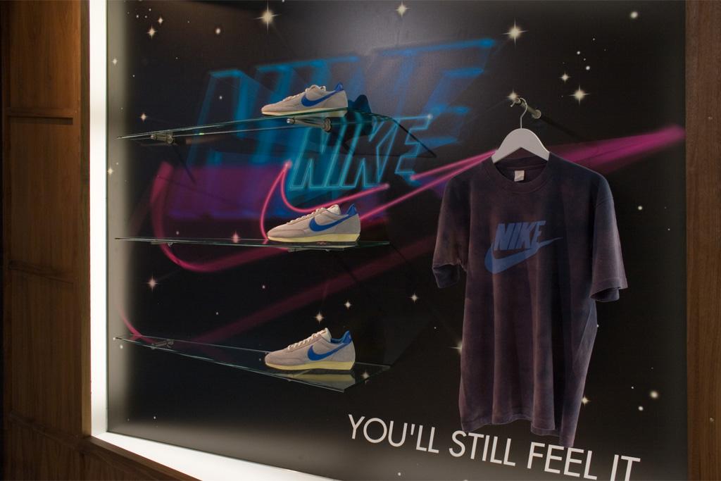 Nike Tailwind Installation @ Firmament Berlin