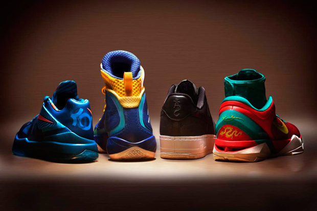 """Nike """"Year of the Dragon"""" Pack Preview"""