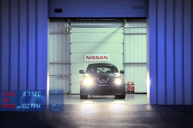 Nissan Juke-R: Creating the World's Quickest Crossover