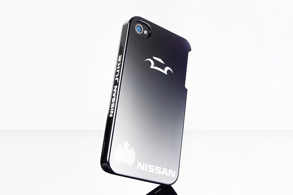 Nissan Scratch Shield iPhone Case