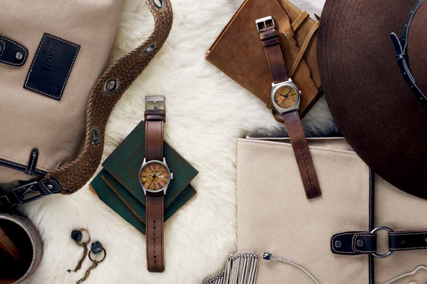 Nixon 2012 Spring Oxyde Collection