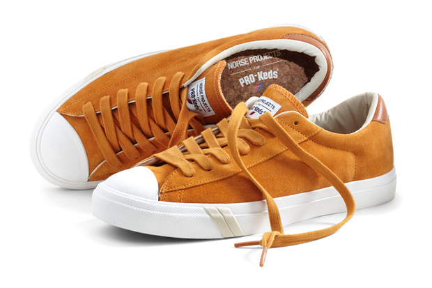 norse projects x pro keds 2012 springsummer royal lo