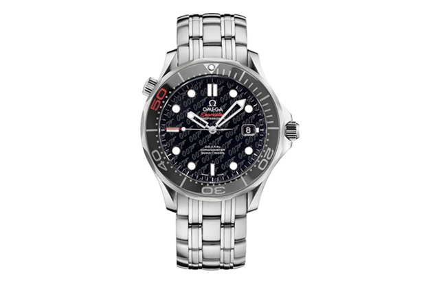 Omega Seamaster James Bond 50th Anniversary Watch