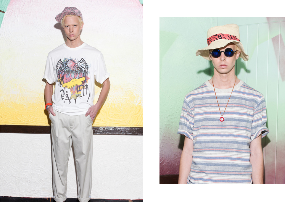 "P.A.M. 2012 Spring/Summer ""CLUB PAM"" Lookbook"