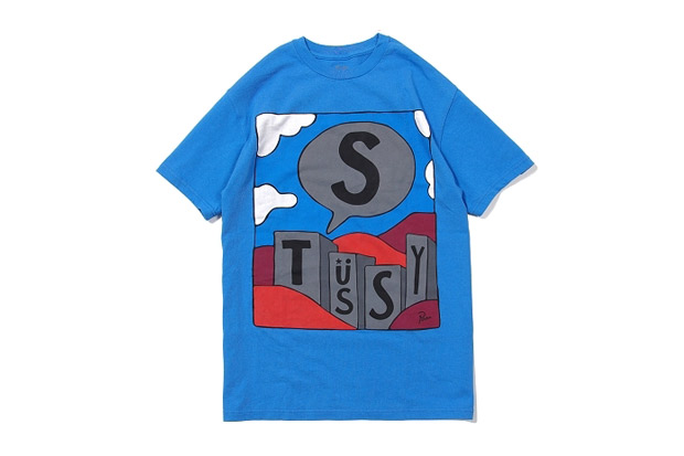 Parra x Stussy 2012 Capsule Collection