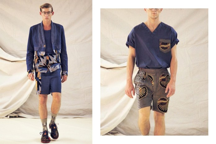 PETROU\MAN 2012 Spring/Summer Collection