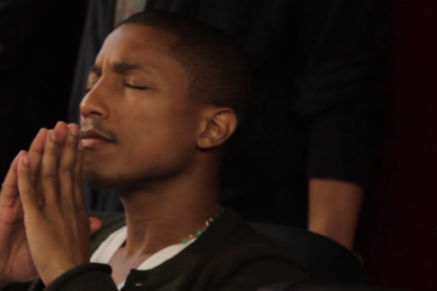 "Pharrell & HMI Orchestra: ""I Am Other"" Theme"