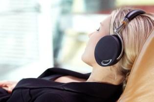 Parrot Zik Headphones by Philippe Starck