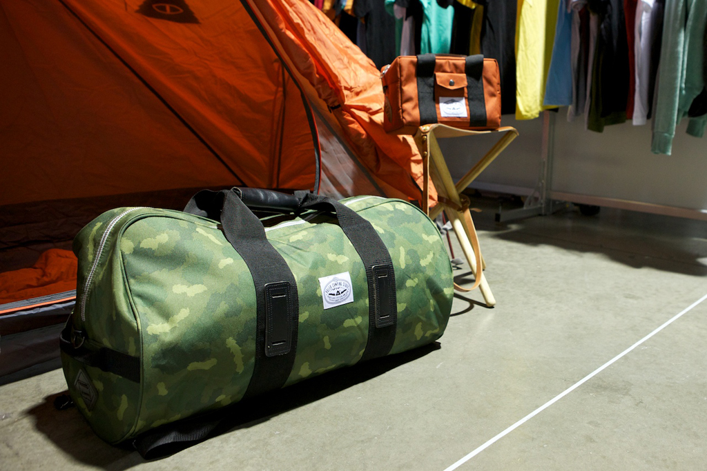AGENDA: Poler Camping Stuff 2012 Fall/Winter Preview