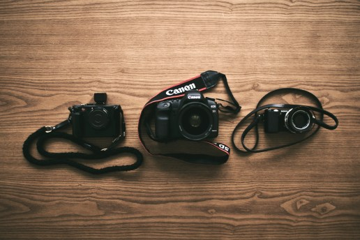 Polls: Point-and-Shoot vs. DSLR vs. Mirrorless Digital Cameras
