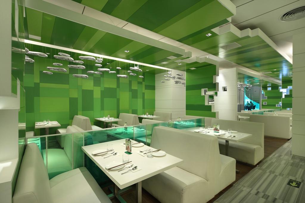 P.S. Restaurant Beijing by G.I.D