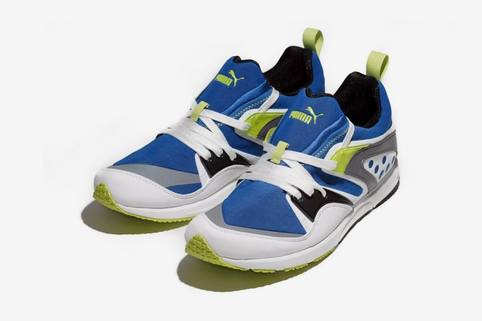 PUMA 2012 Spring/Summer Blaze of Glory LWT