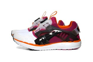 PUMA 2012 Spring/Summer Disc Blaze LTWT Collection