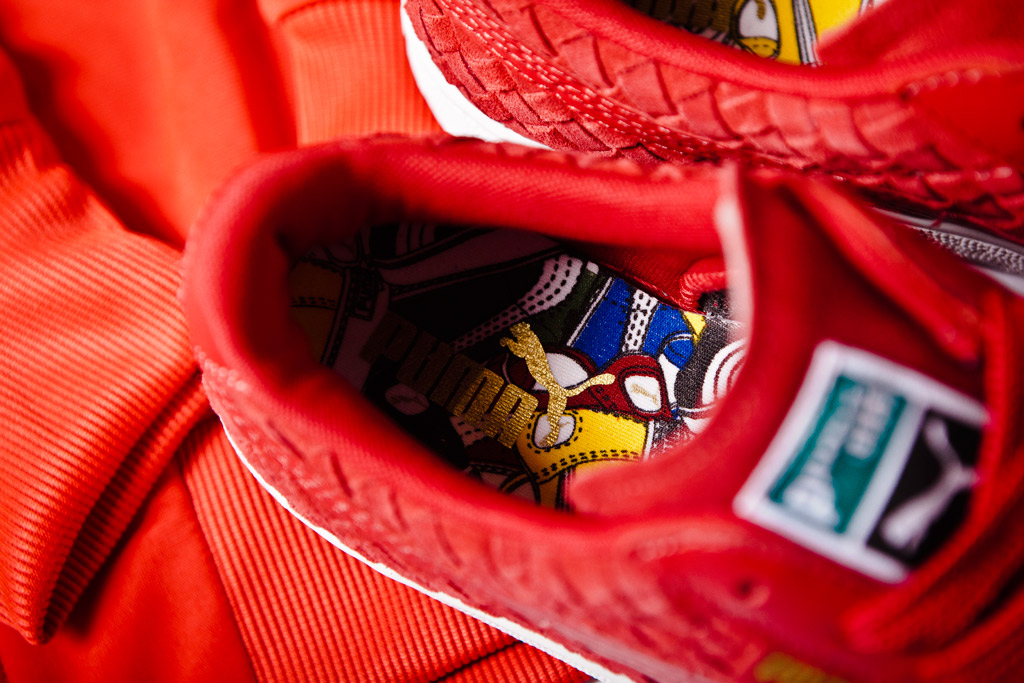 """PUMA 2012 """"Year of the Dragon"""" Pack"""
