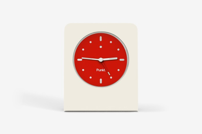 Punkt AC 01 Limited Edition Alarm Clock