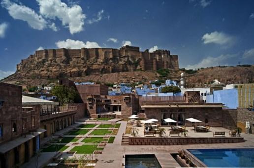 RAAS Hotel in Jodhpur