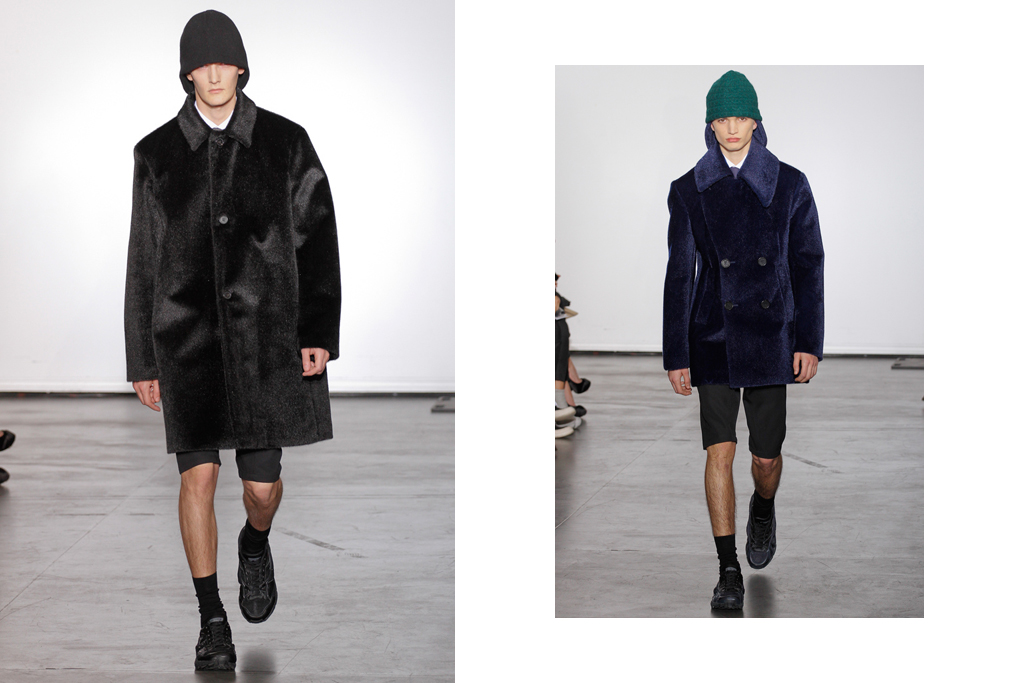 Raf Simons 2012 Fall/Winter Collection