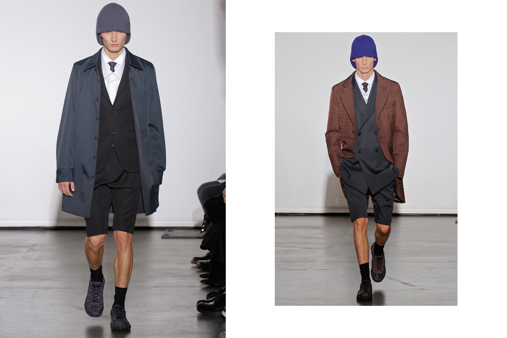 raf simons 2012 fallwinter collection