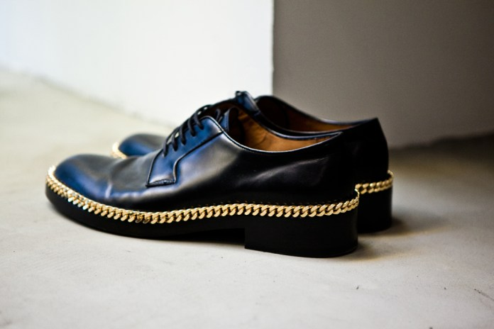 Raf Simons 2012 Spring/Summer Chain Oxford