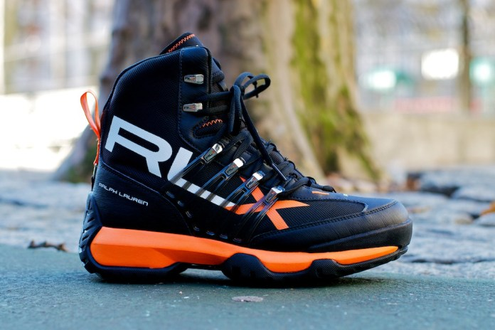 Ralph Lauren RLX Abridge Nylon Boots