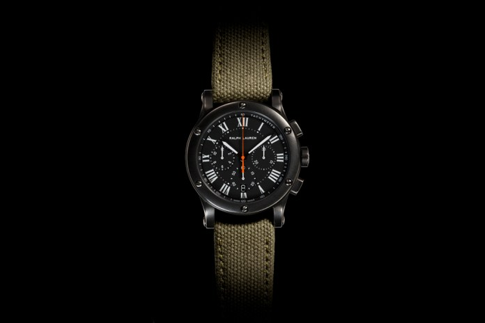 Ralph Lauren Safari RL67 Sporting Chronograph