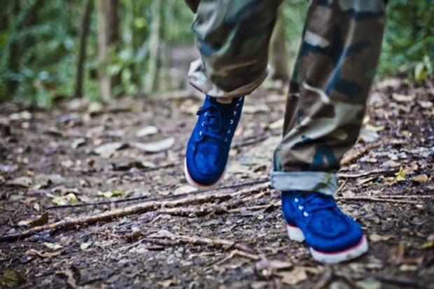 "Ransom by adidas Originals 2012 Spring/Summer ""The Chase"""