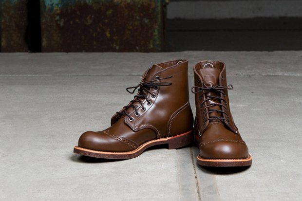 """Red Wing 2012 Fall 6"""" Brogue Rangers Preview"""