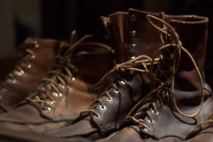 "Red Wing Shoes ""Memoirs – Good Old Boots"" Travelling Exhibition Berlin Recap"