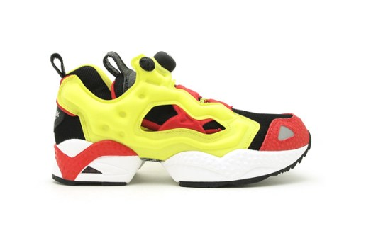"Reebok Insta Pump Fury ""Firecracker Red"""