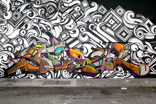 REVOK x STEEL x REYES New Mural In San Francisco