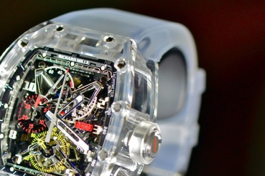 Richard Mille RM056 Split Seconds Chronograph Further Look