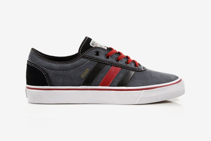 Roger Skateboards x adidas adiEase Low Dark Onix/Cardinal