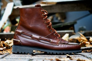 Ronnie Fieg for Sebago Delancey Boot