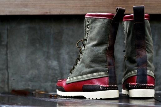Ronnie Fieg x Quoddy Maine Woodsman Boot