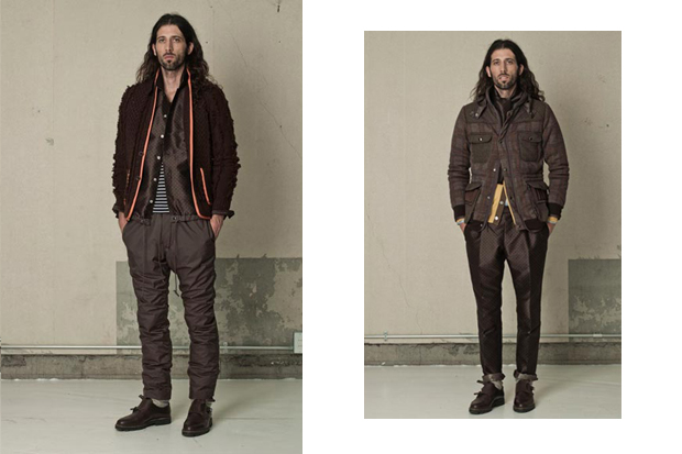 sacai 2012 Fall/Winter Collection