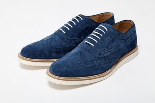 Silas 2012 Spring/Summer Wingtip Brogue