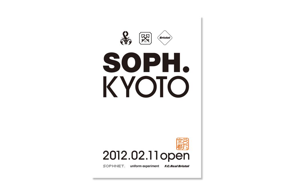 soph kyoto opening