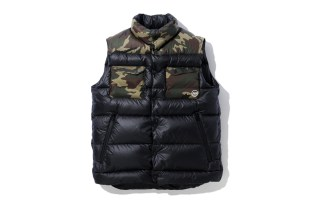 SOPHNET. 2012 Spring/Summer FsF LIGHT WEIGHT DOWN VEST