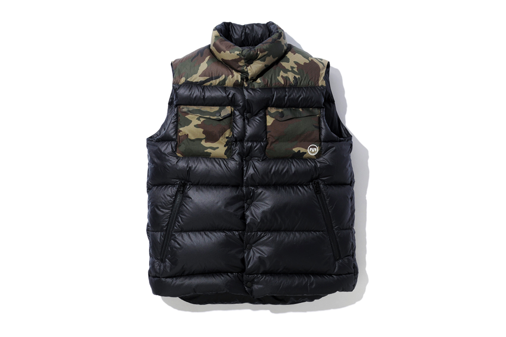 sophnet 2012 springsummer fsf light weight down vest