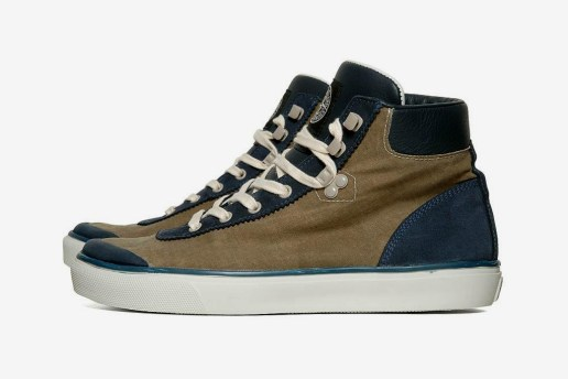 Stone Island x Diemme Oiled Cloth Mid