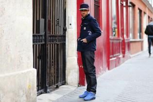 Streetsnaps: Tonal Blue