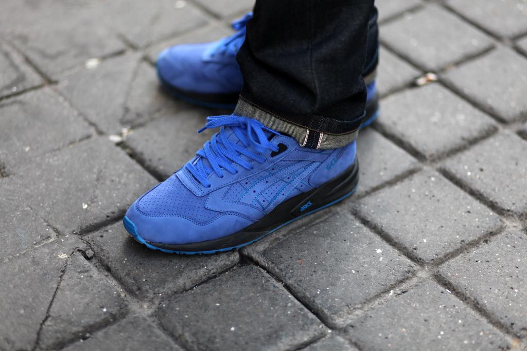 streetsnaps tonal blue