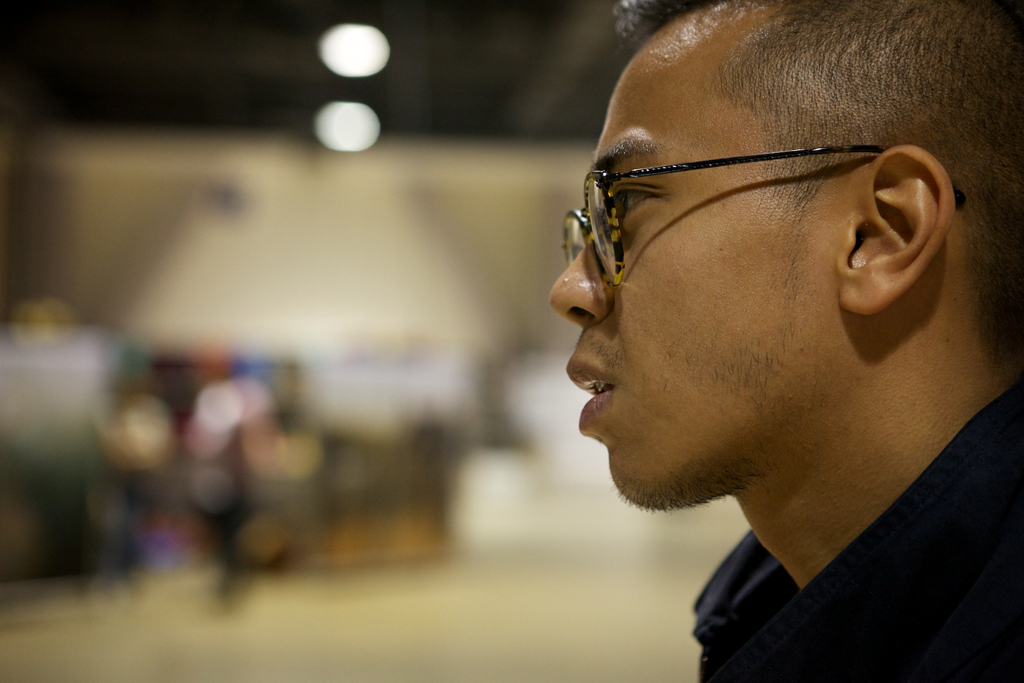 Streetsnaps: Chris Julian @ AGENDA